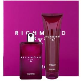 John Richmond X for Woman Geschenkset I. Eau de Toilette 75 ml + Duschgel 150 ml
