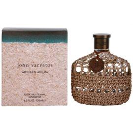 John Varvatos Artisan Acqua toaletna voda za moške 125 ml