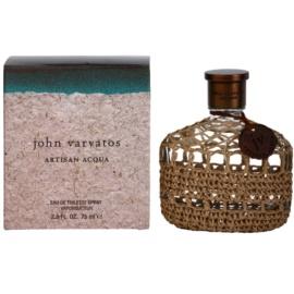 John Varvatos Artisan Acqua eau de toilette férfiaknak 75 ml