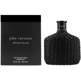John Varvatos Artisan Black eau de toilette para hombre 125 ml