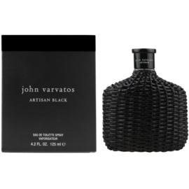 John Varvatos Artisan Black Eau de Toilette für Herren 125 ml