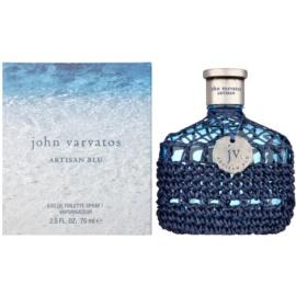 John Varvatos Artisan Blu eau de toilette férfiaknak 75 ml