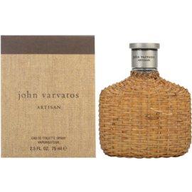 John Varvatos Artisan eau de toilette férfiaknak 75 ml