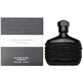 John Varvatos Dark Rebel toaletní voda pro muže 75 ml