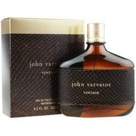 John Varvatos Vintage Eau de Toilette pentru barbati 125 ml