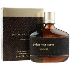 John Varvatos Vintage Eau de Toilette für Herren 75 ml