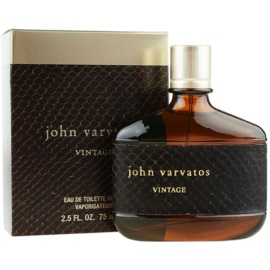 John Varvatos Vintage Eau de Toilette pentru barbati 75 ml