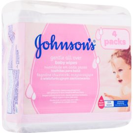 Johnson's Baby Diapering Wet Wipes  224 pc