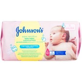 Johnson's Baby Diapering toallitas limpiadoras extra suaves para niños   112 ud