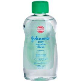 Johnson's Baby Care oliwka dla dzieci z aloesem  200 ml