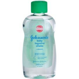 Johnson's Baby Care дитяча олійка з алое вера  200 мл