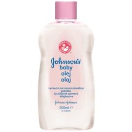 Johnson's Baby Care óleo  200 ml