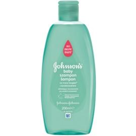 Johnson's Baby Care champô para fácil penteado de cabelo  200 ml
