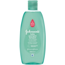 Johnson's Baby Care sampon pentru par usor de pieptanat  200 ml