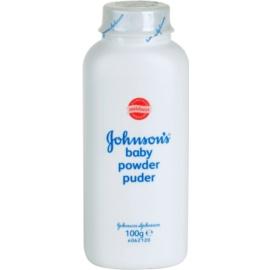 Johnson's Baby Diapering dětský pudr  100 g