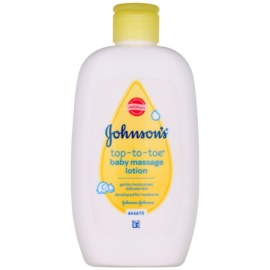 Johnson's Baby Top-to-Toe Kinder Massage-Bodylotion   200 ml