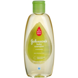 Johnson's Baby Wash and Bath шампунь для світлого та блискучого волосся з екстрактом ромашки  200 мл