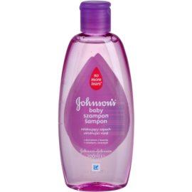 Johnson's Baby Wash and Bath успокояващ шампоан с лавандула  200 мл.