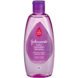 Johnson's Baby Wash and Bath заспокоюючий шампунь з лавандою  200 мл