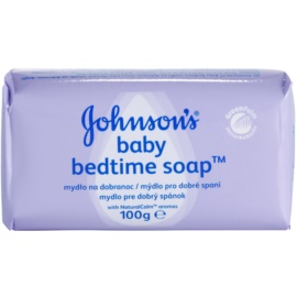 Johnson's Baby Wash and Bath Kinderseife für erholsamen Schlaf  100 g