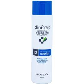 Joico CliniScalp Botanical Solutions балсам за естествана капеща коса  300 мл.