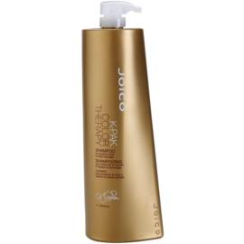 Joico K-PAK Color Therapy champô para cabelos pintados danificados  1000 ml