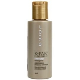 Joico K-PAK Reconstruct kondicionér pro poškozené, chemicky ošetřené vlasy  50 ml