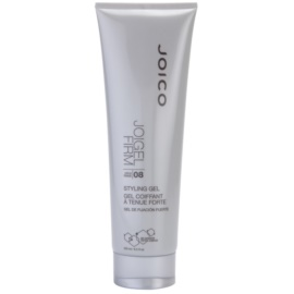 Joico Style and Finish styling gel  fixare puternica  250 ml