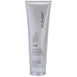 Joico Style and Finish stylingový gel silné zpevnění  250 ml
