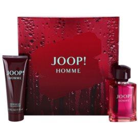 Joop! Homme dárková sada IV. toaletní voda 75 ml + sprchový gel 75 ml