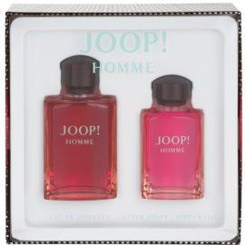 Joop! Homme ajándékszett I. Eau de Toilette 125 ml + borotválkozás utáni arcvíz 75 ml