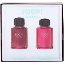 Joop! Homme ajándékszett III. Eau de Toilette 75 ml + borotválkozás utáni arcvíz 75 ml