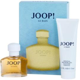 Joop! Le Bain zestaw upominkowy II.  woda perfumowana 40 ml + żel pod prysznic 75 ml