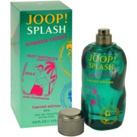 Joop! Splash Summer Ticket 2012 toaletní voda pro muže 115 ml