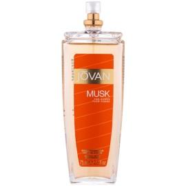 Jovan Musk Bodyspray  voor Vrouwen  75 ml