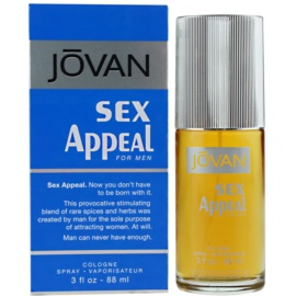 Jovan Sex Appeal colonia para hombre 88 ml