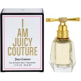 Juicy Couture I Am Juicy Couture parfémovaná voda pro ženy 50 ml