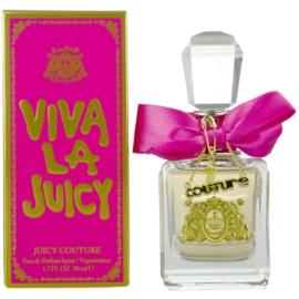 Juicy Couture Viva La Juicy парфумована вода для жінок 50 мл