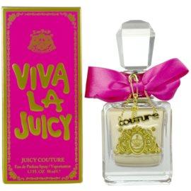 Juicy Couture Viva La Juicy parfumska voda za ženske 50 ml