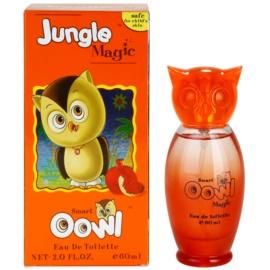 Jungle Magic Smart Oowl eau de toilette gyermekeknek 60 ml
