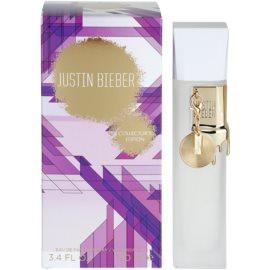 Justin Bieber Collector eau de parfum per donna 100 ml