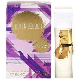 Justin Bieber Collector eau de parfum per donna 50 ml