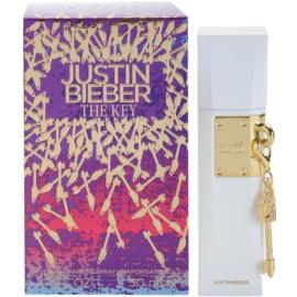Justin Bieber The Key Parfumovaná voda pre ženy 50 ml