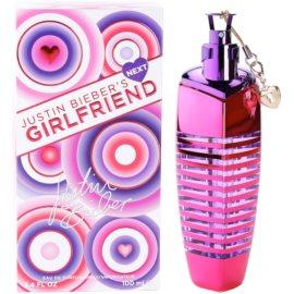 Justin Bieber Next Girlfriend parfumska voda za ženske 100 ml