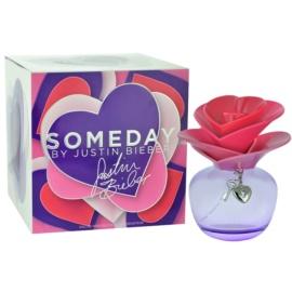 Justin Bieber Someday Eau de Parfum para mulheres 30 ml