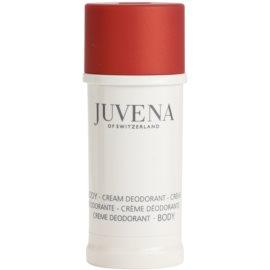 Juvena Body Care desodorante en crema  40 ml