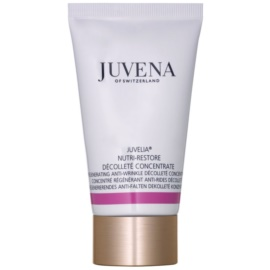 Juvena Juvelia® Nutri-Restore concentrado antiarrugas regenerador para cuello y escote  75 ml