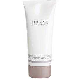 Juvena Pure Cleansing почистваща пяна  за нормална към мазна кожа  200 мл.