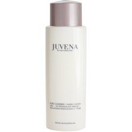 Juvena Pure Cleansing mleczko oczyszczajace do skóry normalnej i suchej  200 ml