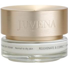 Juvena Skin Rejuvenate Nourishing crema de día nutritiva  para pieles normales y secas  50 ml